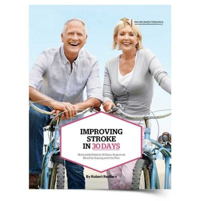 Health Book - Improving Stroke in 30 Days