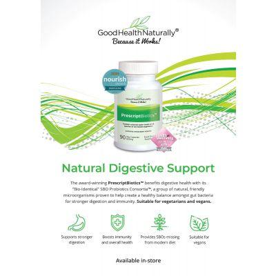 Prescript Biotics A4 poster