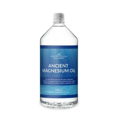 Natural Magnesium Oil from Zechstein – 1 litre
