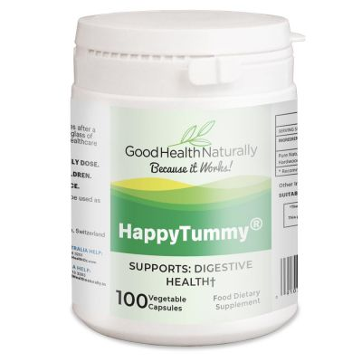 Happy Tummy™ Charcoal Capsules