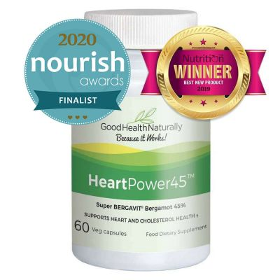 HeartPower45™ - OFFER RRP - £29.94  (RRP £34.95)