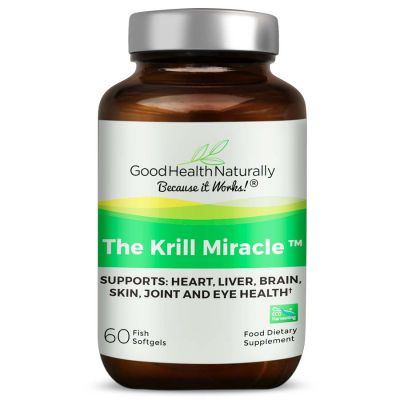 The Krill Miracle™ (SoftGel) - RRP £24.95