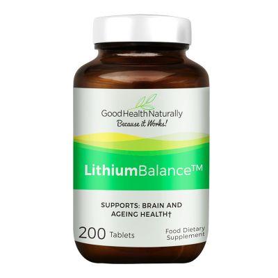 Lithium Balance