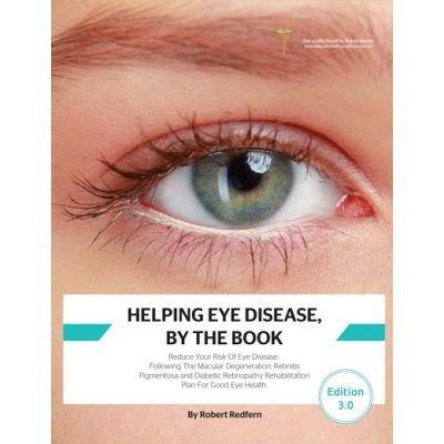 Health Book - Improving Eye Disease in 30 Days