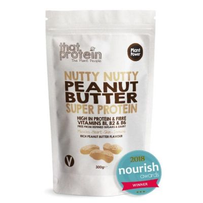 Super Protein Powder – Nutty Nutty Peanut Butter 300gm