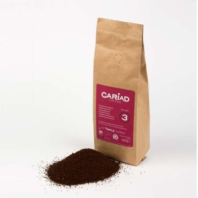 Cariad Coffee Roast and Ground 250g