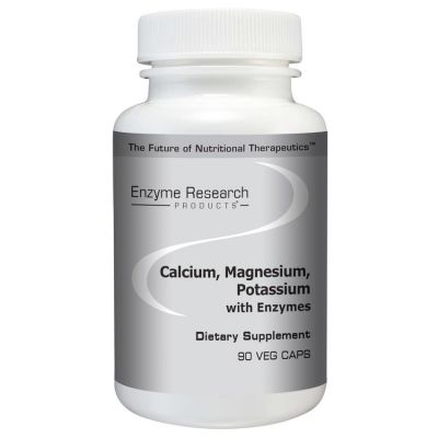 Calcium, Magnesium  &  Potassium Plus™