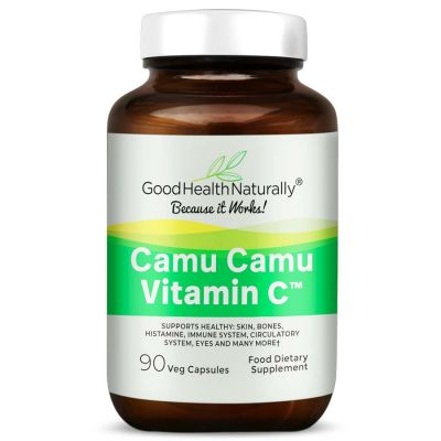 Vitamin Camu Camu Vitamin C