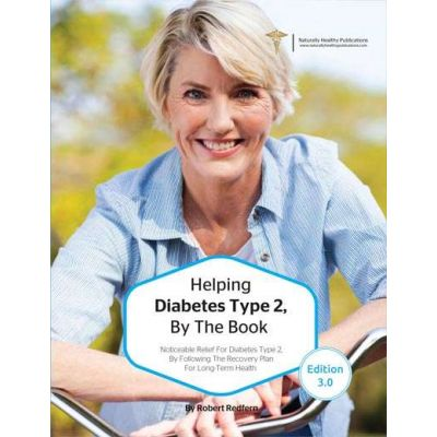 Health Book - Solving Diabetes Type 2 in 27 Days