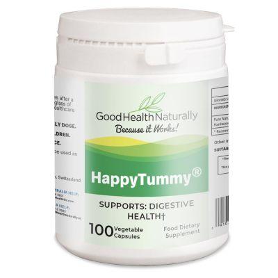 Happy Tummy™ Charcoal Capsules