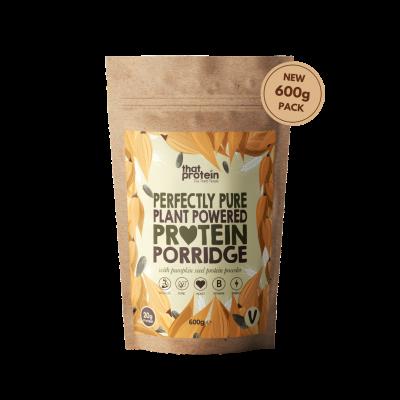Supreme Protein Porridge Pure & Organic with Pumpkin Seed Protein Powder - 600g - RRP £15.99