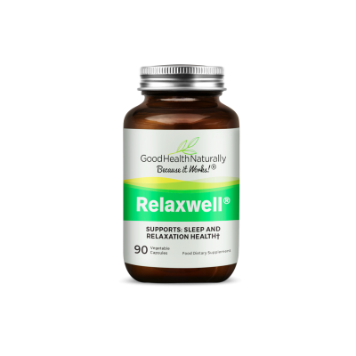 RelaxWell™ - RRP £25.95