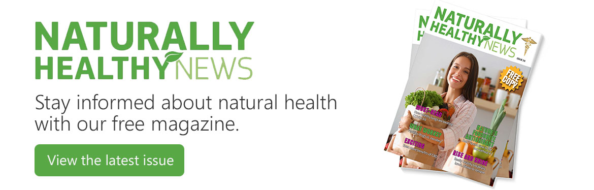 Good Health Naturally Magazine