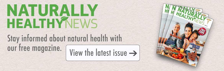 Good Health Naturally Magazine